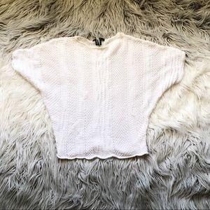 Calvin Klein Dolman Sleeve Sweater